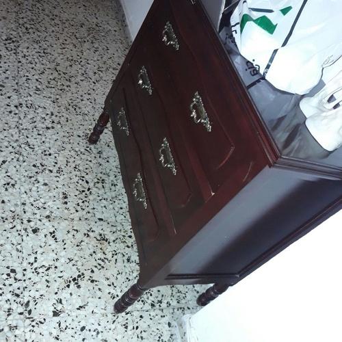 lacado de mueble