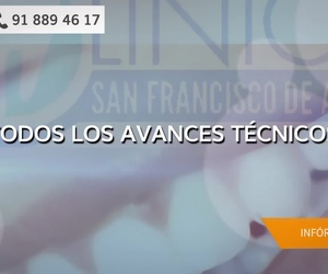Odontología infantil en Alcalá de Henares | Clínica San Francisco