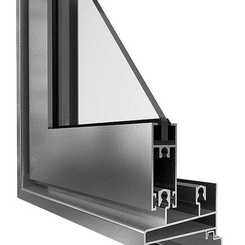 Serie Euro 1000: Servicios de Aluminios Fergal