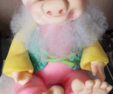 Muñecos personalizados par tartas