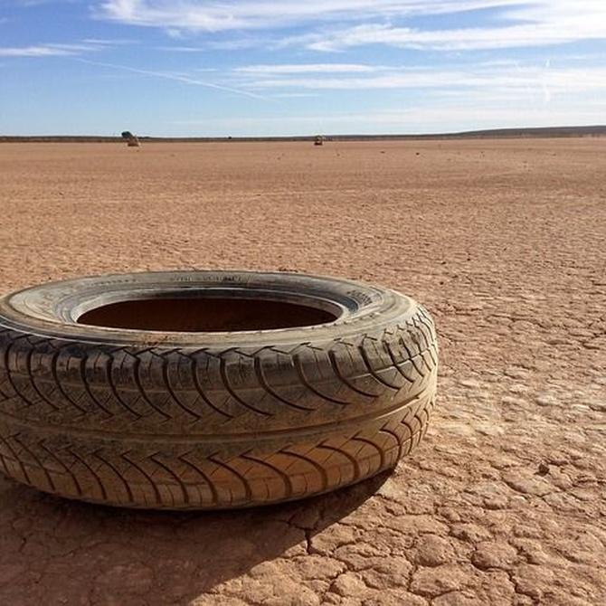 La evolución del neumático