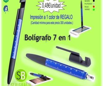 GEL HIDROALCOHÓLICO LIDEM Ref: 6643: Servicios de Serigrafía Badajoz