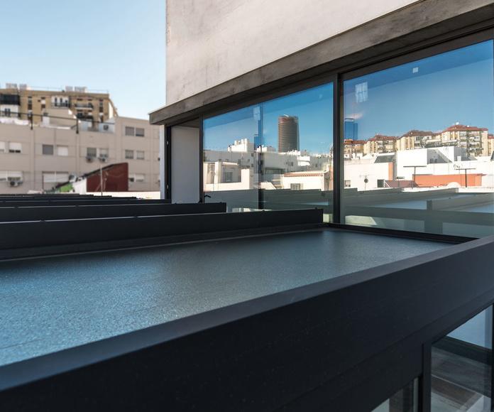 Finalizadas obra vivienda unifamiliar en Calle Mosquera de Figueroa 49