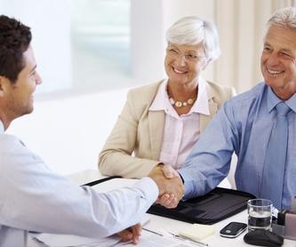 Asesoría fiscal y contable: Servicios de Gestoría Administrativa Olivares