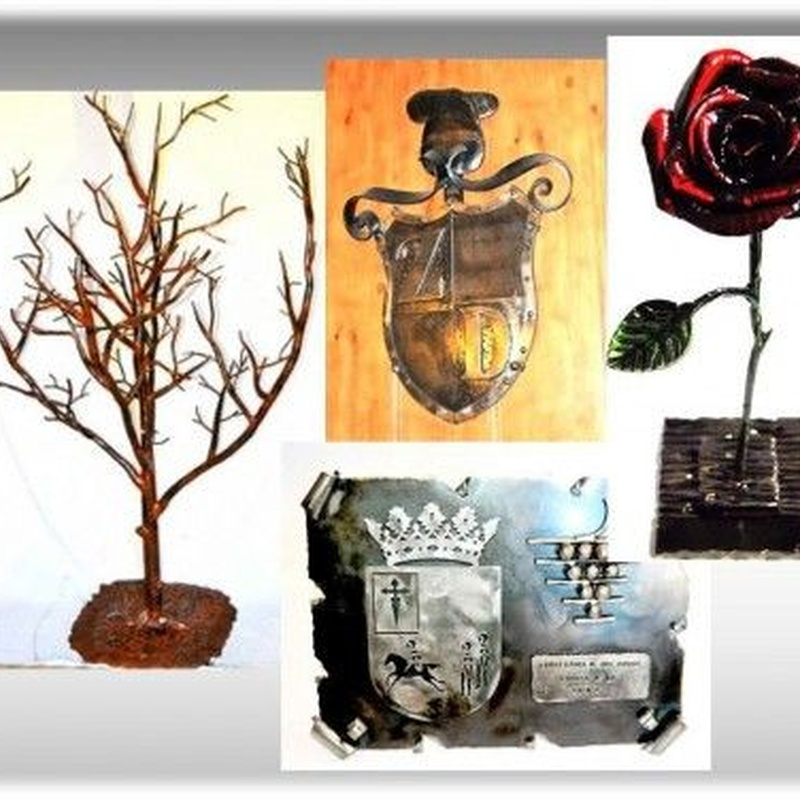 Regalos y souvenirs: Productos de Arteforja JMC