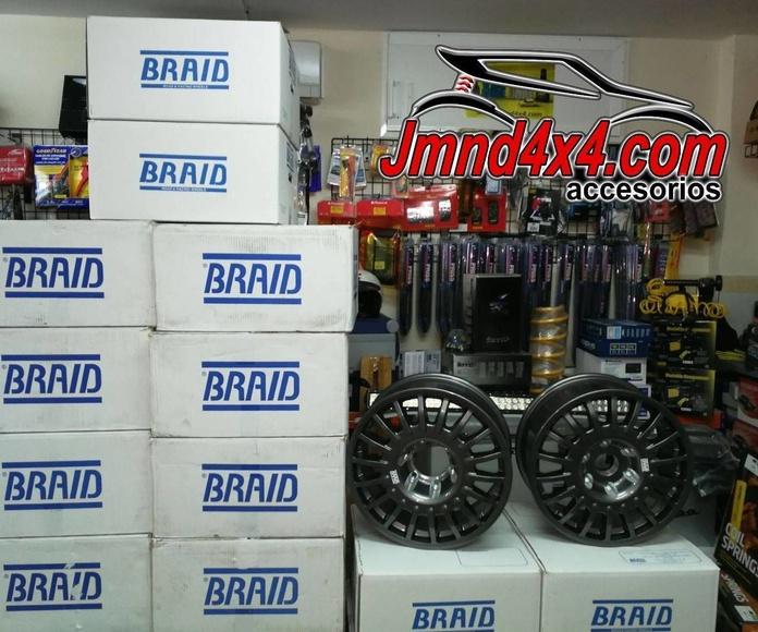 Más productos: Recambios y accesorios de JMND 4X4