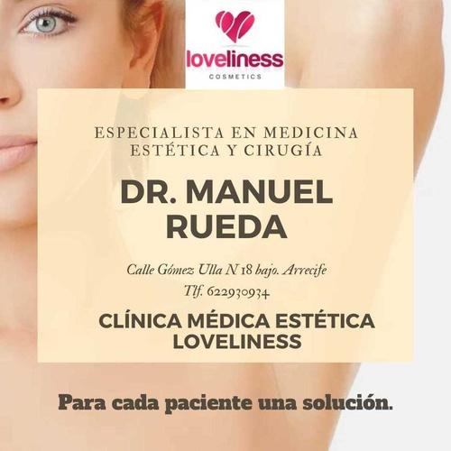Rejuvenecimiento facial en Arrecife | Clínica Estética Loveliness