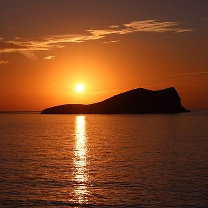 De turismo por Ibiza