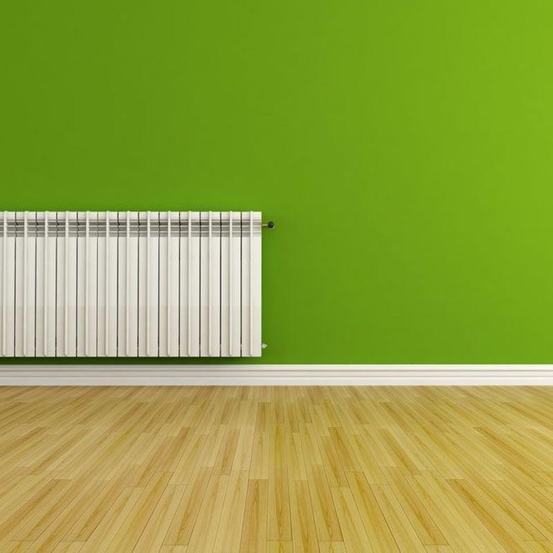 Calefacción: Nuestros Trabajos de Obras y Reformas Marquina