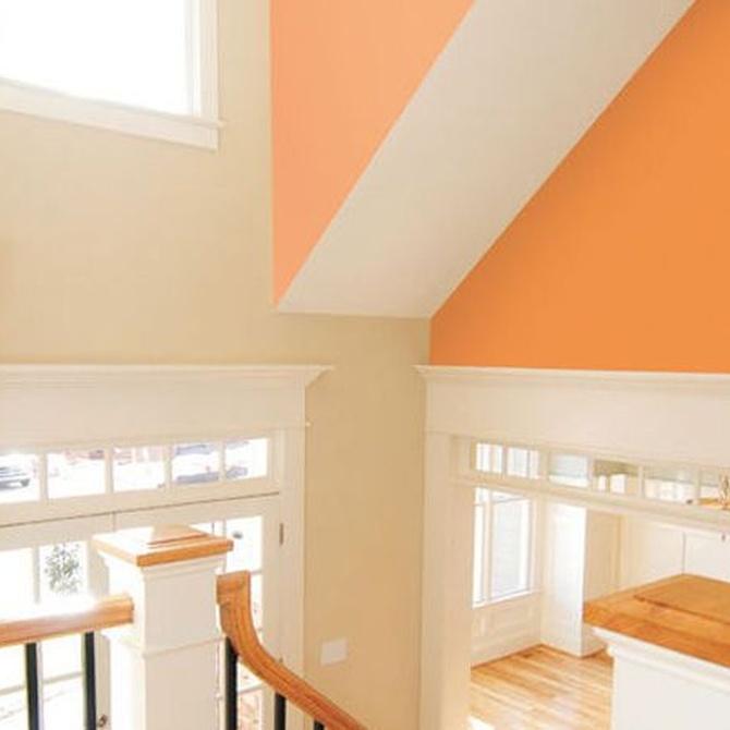 Colores para conseguir una mayor luminosidad en tu hogar