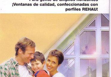 Ventana de PVC THERMO DESING 70