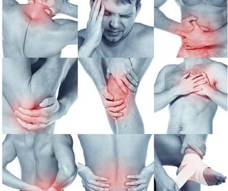 Tratamiento antiestrés: Tratamientos de IMC Fisioterapia