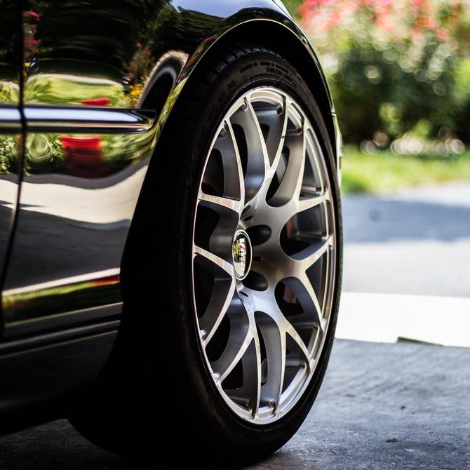 Cuándo cambiar las ruedas del coche