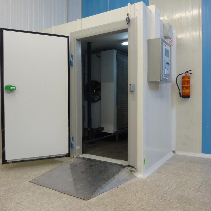 Tuneles de ultracongelación: Catálogo de Automatismos Guillén