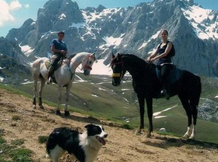 Largo recorrido: Servicios de Rutas a Caballo El Dorado
