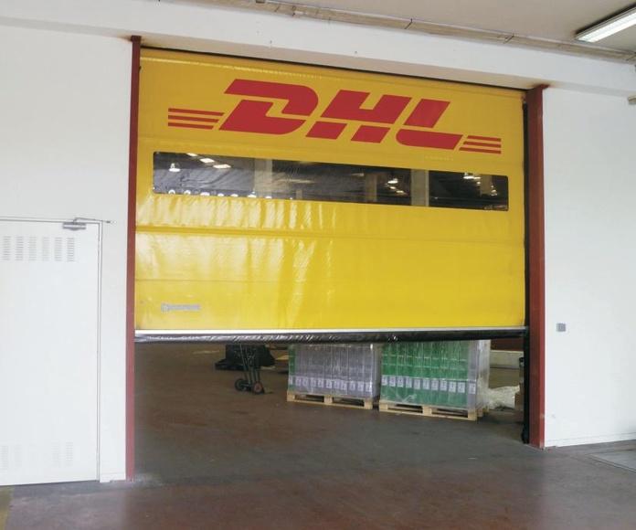 Puertas enrollables: Servicios de Puertas Nueva Castilla Gipuzkoa