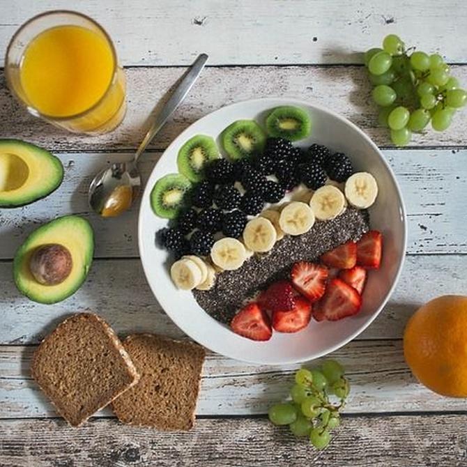 ¿Qué alimentos pueden cuidar de tu rostro?