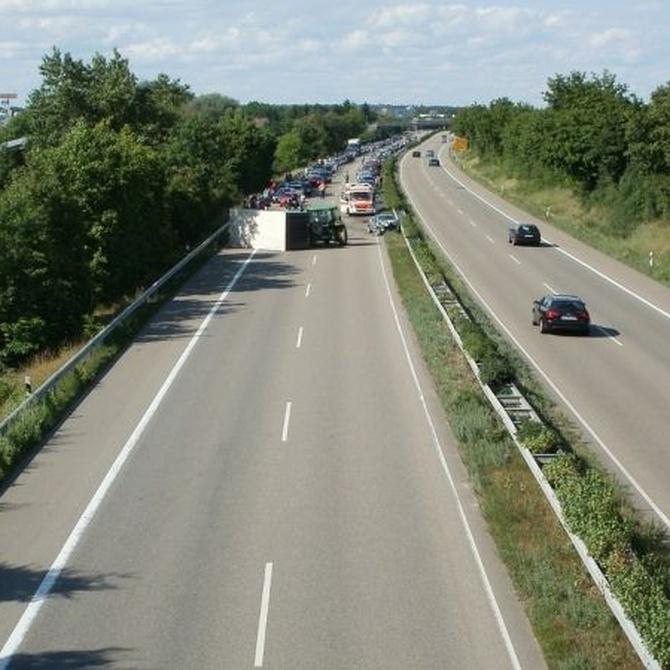 Nuevo baremo para indemnizaciones por accidente de tráfico
