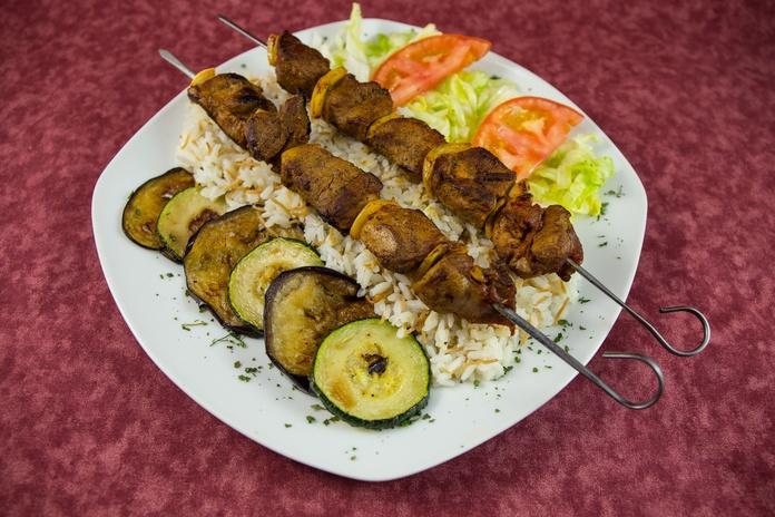 SHISHTIKA: Carta de El Califa. Restaurante Árabe y Tetería