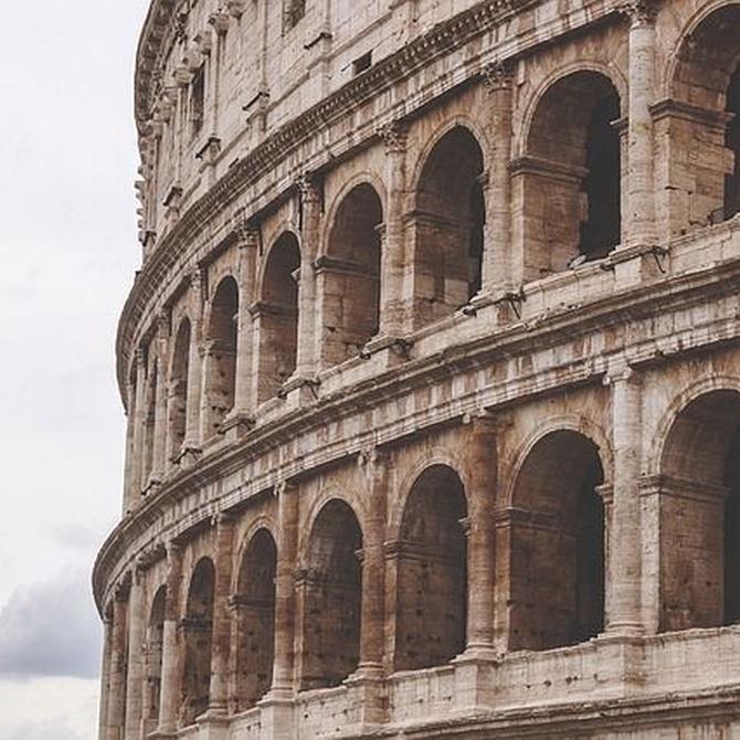 Los toldos en la antigua Roma
