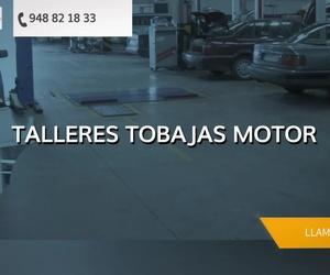 Talleres de automóviles en Tudela