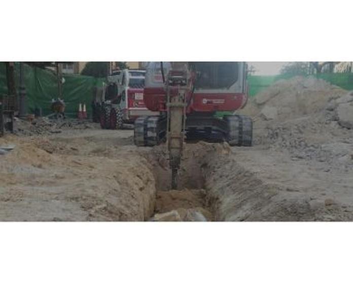 Martillo: Servicios de Vladimir Excavaciones