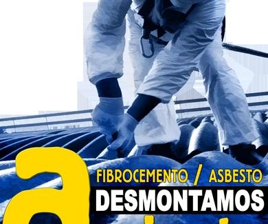 SERVICIOS GRUPO DE BLAS RECUPERACIONES,S.L.:Desmantelamiento de instalaciones de Amianto.