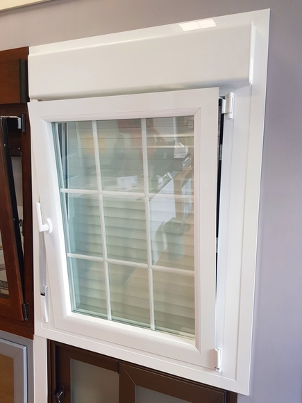 Ventana Domo 67 RT thermic plus