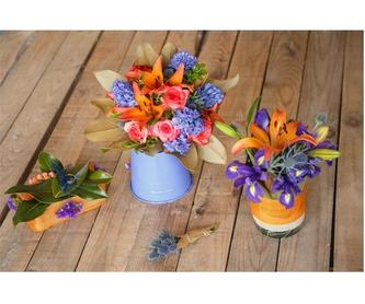 Wedding: Florist de El Jardín de Charlotte