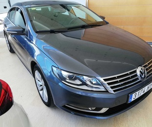 VOLKSWAGEN CC 2.0 TDI 140cv Advance BluemotionTech 4p.