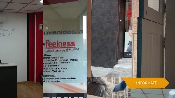 Entrenador personal en Zaragoza con un programa personalizado - Feelness Zaragoza