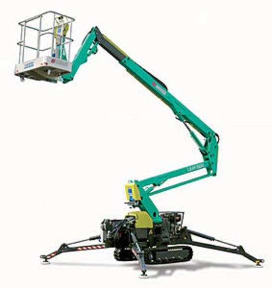 Nueva maquinaria para la construcción
