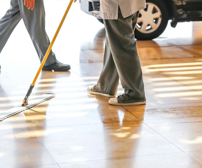 Limpieza de garajes: Servicios de El Experto