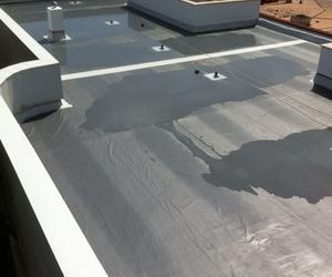 Impermeabilizacion de tejados. Imperislas