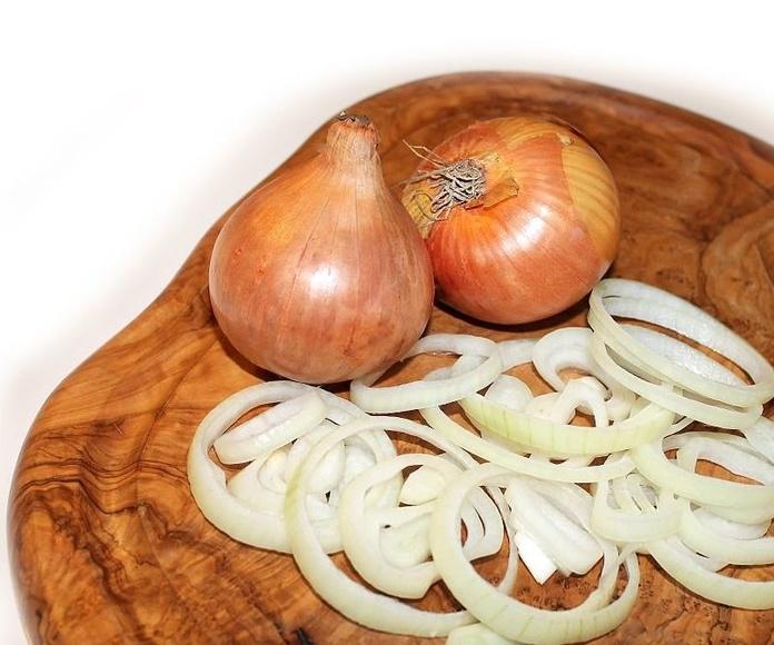 Champú de cebolla