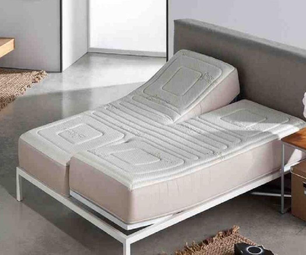 Colchones diseñados para dormir acompañado
