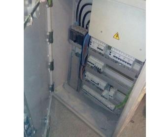 Antenas: Servicios de Instalación y mantenimiento José A. Muñoz