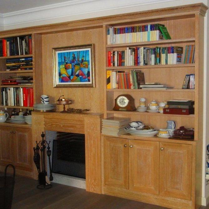 Muebles de madera que no pueden faltar en tu hogar