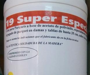 Cola para parquets 19 Super Especial