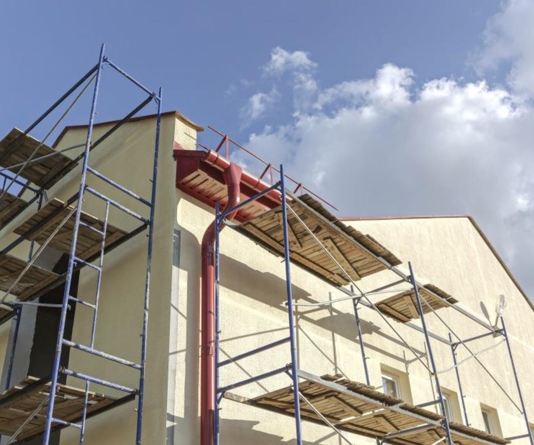 Materiales para el revestimiento de fachadas