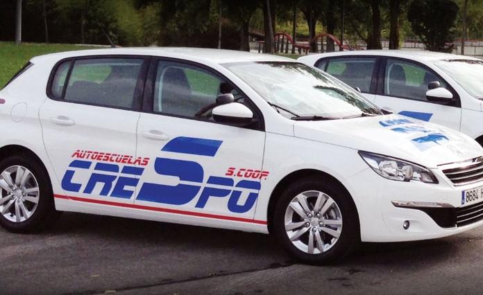 Vehículos: Servicios de Autoescuelas Crespo