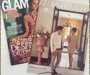 Esta temporada, presentes en las mejores revistas de moda.