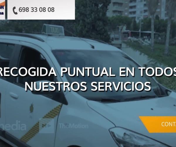 Teléfono taxi en Tarragona | Taxi 24h Tarragona
