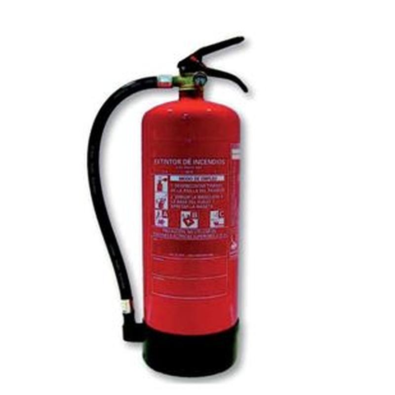 Extintor Polvo 6Kg: Servicios de Allintegra, S.L.