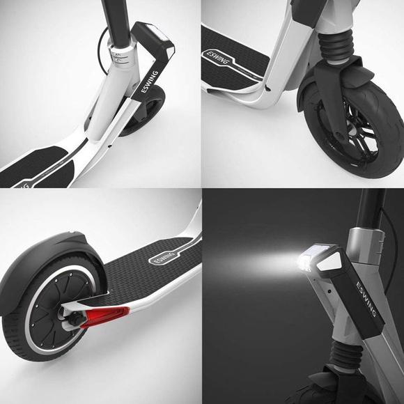 PATIN eléctrico  Eswing ES-1354: Productos y servicios de Creative Mobile