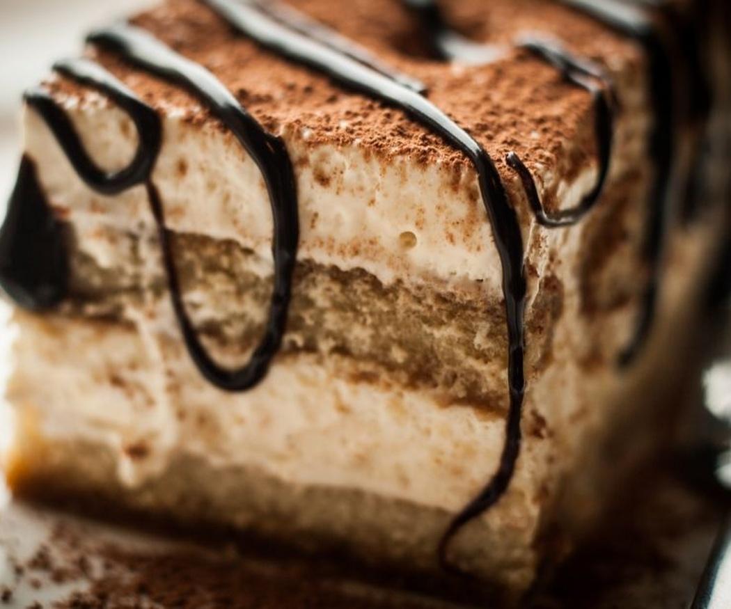 El mejor postre italiano: el tiramisú