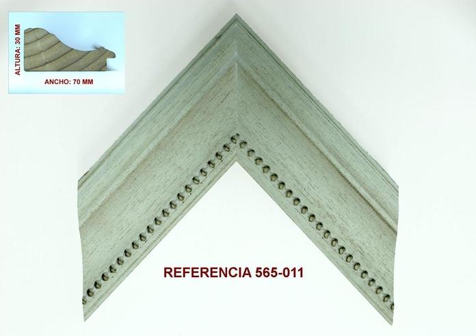 REF 565-011: Muestrario de Moldusevilla