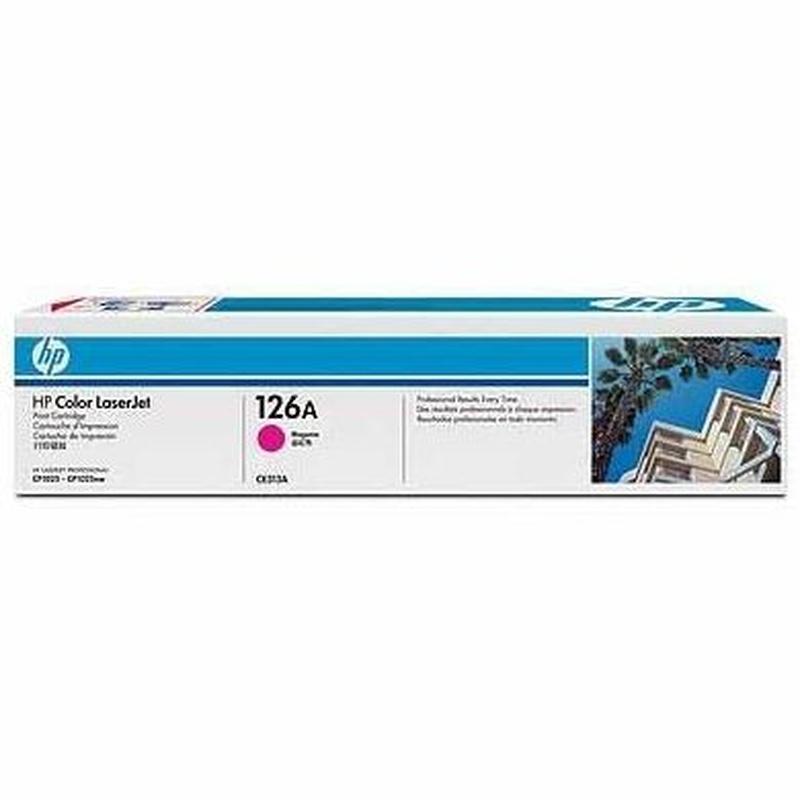 HP Tóner MAGENTA HP 126A: Productos y Servicios de Stylepc