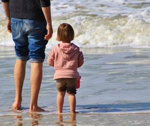 Viajar con los hijos cuando hay un divorcio