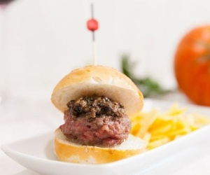 Nuevas hamburguesas de nuestra carne